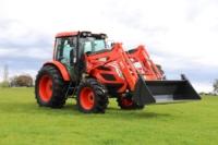 Kioti PX1153 CAB Farm Tractor